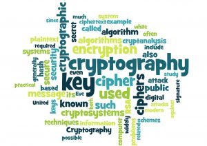 Laptop data encryption